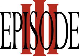 Episode III Logo