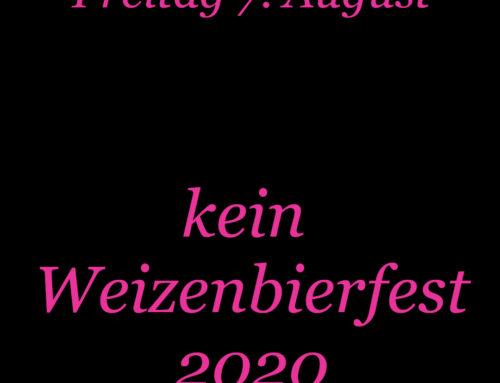 Weizenbierfest 2020