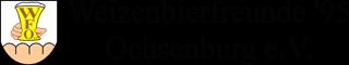 Weizenbierfreunde'95 Logo